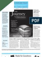Newsletter - December 23, 2011
