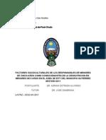 Indice tesis interculturalidad 2011