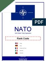 NATO Rank Code Heer