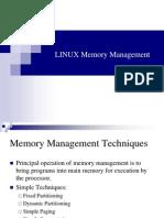Linux Memory