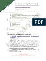a Unei Documentatii de Finantare - Managementul Proiectelor