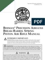 Beeman Gs 1000 Manual