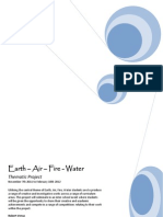 Earth Air Fire Water Overview