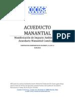 Mia Acueducto Manantial