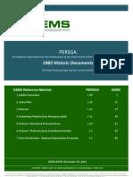 PERSGA 1982 Formation Documents