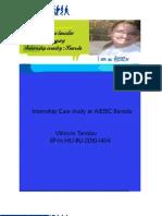 Viktoria's Case Study