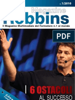 Anthony Robbins Magazine1 - Genn 2010