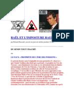 RAEL Est Claude Vorilhon