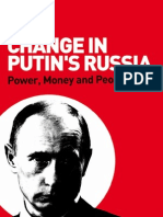 Changes in Putin's Russia