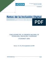 Retos de la inclusión digital