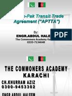 Pak Afghan Transit by Abdul Haleem
