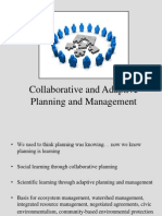 Ch 4 Collaborative Planning