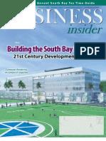 Business Insider Magazine - Volume 3 - Issue 3 - 1st Issue 2008