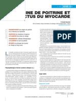 Angine de Poitrine Et Infarctus Du Myocarde