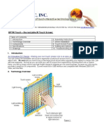 OPTIR Touch Manual 1107