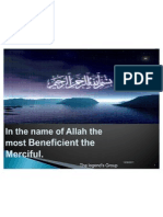 In the Name of Allah the Most Beneficient