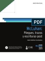 McLuhan, Pliegues, Trazos y Escrituras-post