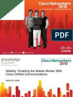 Soluciones de Movilidad Corporativa Con Comunicaciones Unificadas