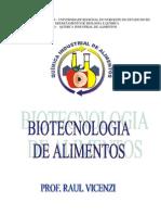 Biotecnologia de Alimentos - UNIJUÍ