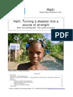 2-Year Haiti Handicap Intl
