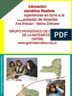 Confer en CIA Salto Uruguay Matematizar