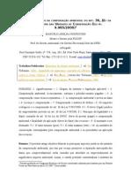 Aspectos Juridicos Da Compensacao Ambiental Do Art. 36_ _1_ Da Lei Brasileira Das Unidades de Conservacao (Lei N_. 9.985-2000)