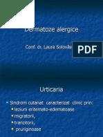 Curs 9 Dermatoze Alergice