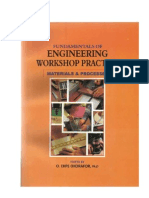 Fundamentals of Engineering Workshop Practice - Materials & Processes [2011, E-Version]; Edited by O. E. Okorafor