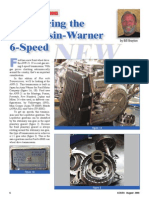 24267759 Introducing the New Aisin Warner 6 Speed