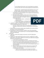 CISSP Review Notes