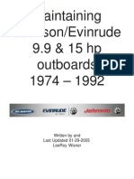 Johnson_Evinrude 1990-2001 Servis Manual | Carburetor | Throttle