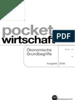 Pocket Wirtschaft