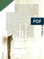 Ficha de Leitura / Conto da Ilha Desconhecida