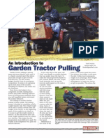 Garden Tractor Pulling Article 1