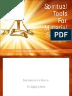 Spiritual Tools for Material Success