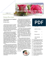 Calvary Chapel Newsletter January-February 2012