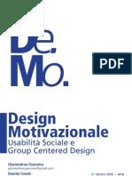 Design Motivazionale