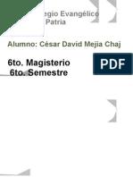 Cesar Mejía Balanceo de Ecuaciones