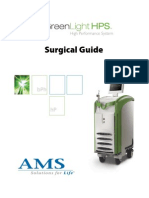 Green Light Surgical Guide