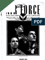 Air Force News ~ Jan-Mar 1943