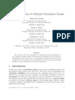 Mehvish I. Poshni, Imran F. Khan and Jonathan L. Gross- Genus Distributions of 4-Regular Outerplanar Graphs