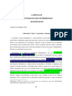 Dieudonné, CaPÍTULO III Matem. puras y aplicadas