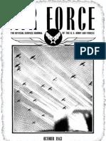 Air Force News ~ Oct-Dec 1943