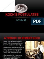 Koch's Postulates