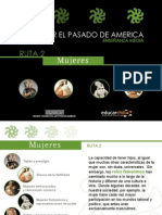 América Precolombina Mujeres