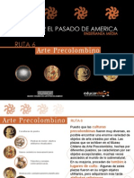 América Precolombina el Arte