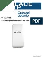 Guia de Usuario TL-WA5210G