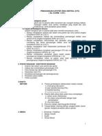 Modul 1 Bedah TKV - Pemasangan Vena Sentral