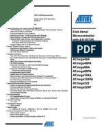 ATmega328P Datasheet