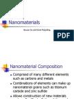 Nano Materials 2004